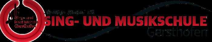 Musikschule Gersthofen Logo